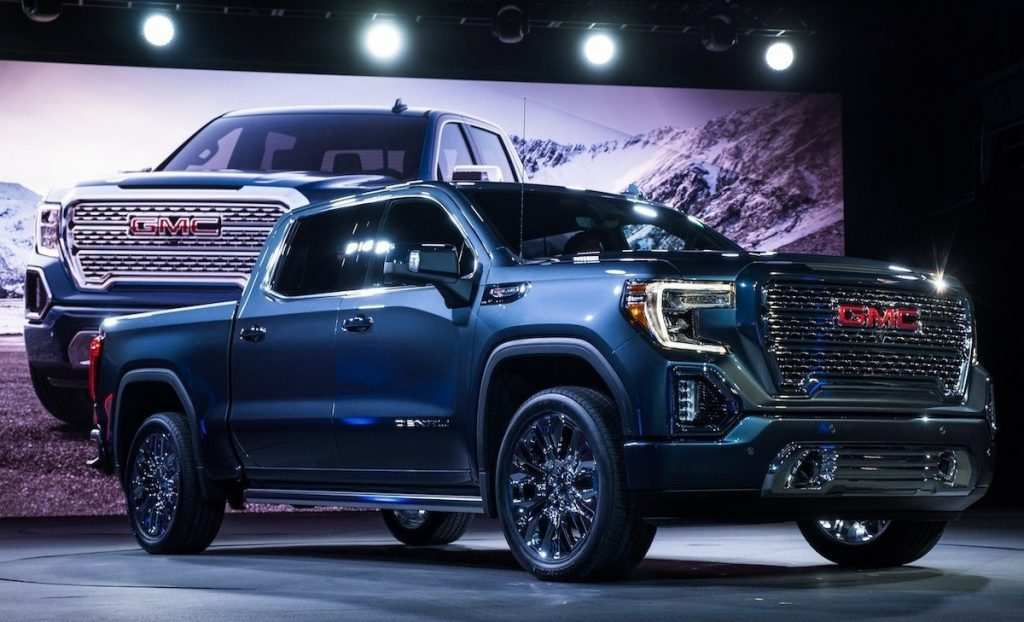 20 Concept of 2020 BMW Sierra At4 Colors History for 2020 BMW Sierra At4 Colors