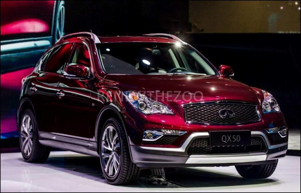 20 Concept of 2020 Infiniti Qx50 Horsepower First Drive for 2020 Infiniti Qx50 Horsepower