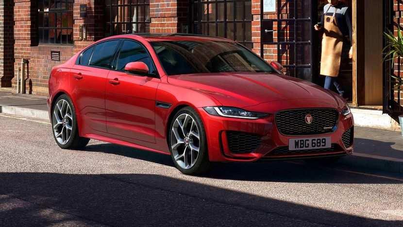 20 Concept of 2020 Jaguar XE Specs by 2020 Jaguar XE