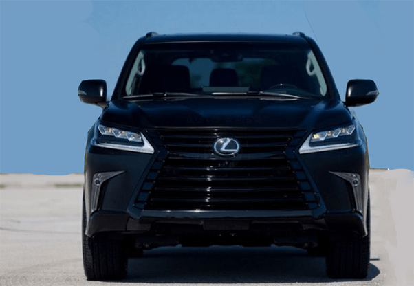 20 Concept of 2020 Lexus Gx Interior with 2020 Lexus Gx