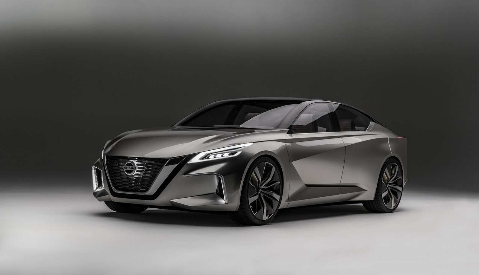 20 Concept of 2020 Nissan Altima New Concept Release Date with 2020 Nissan Altima New Concept
