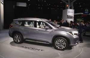 20 Concept of 2020 Subaru Ascent Dimensions Configurations for 2020 Subaru Ascent Dimensions