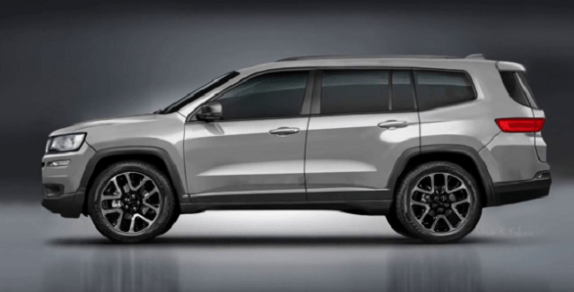 20 Concept of Jeep Grand Cherokee 2020 Redesign by Jeep Grand Cherokee 2020