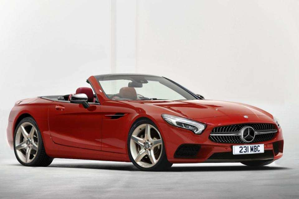 20 Concept of New Sl Mercedes 2020 Pricing by New Sl Mercedes 2020
