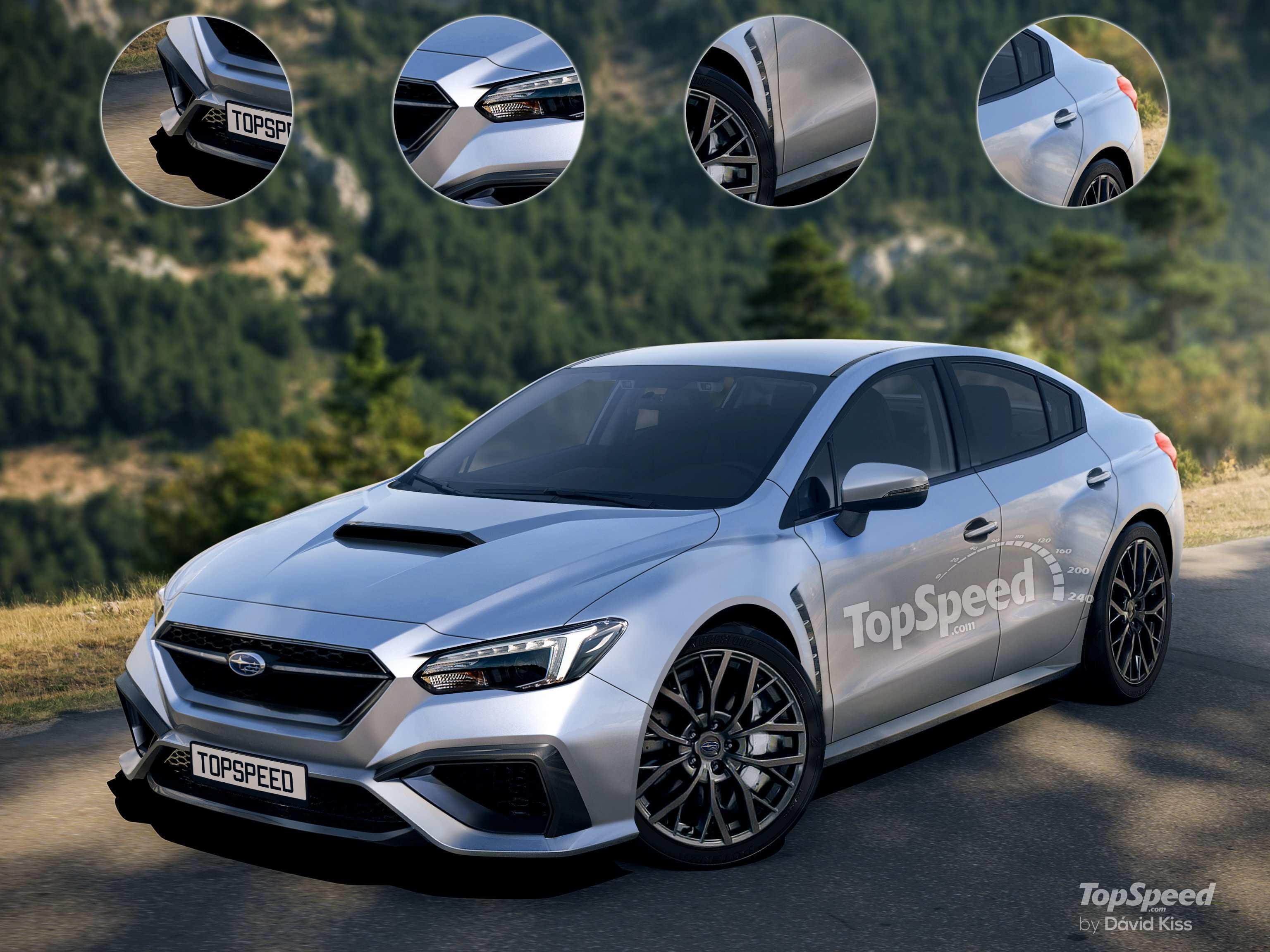 20 Concept of Subaru Wrx 2020 Exterior Performance and New Engine by Subaru Wrx 2020 Exterior