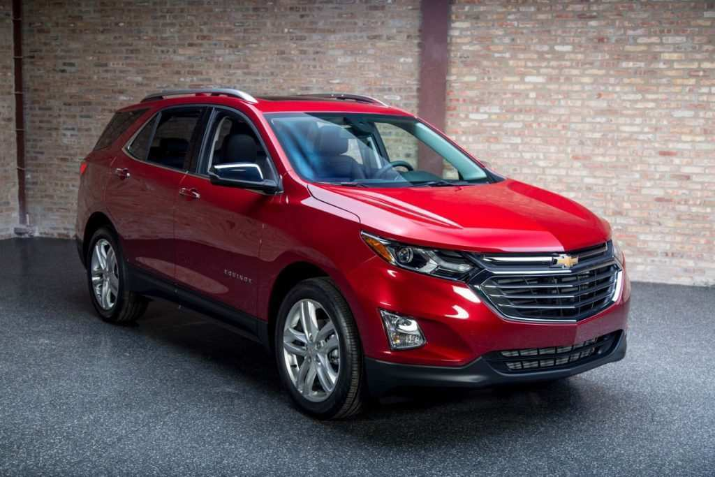20 Great 2020 Chevy Equinox Exterior and Interior for 2020 Chevy Equinox