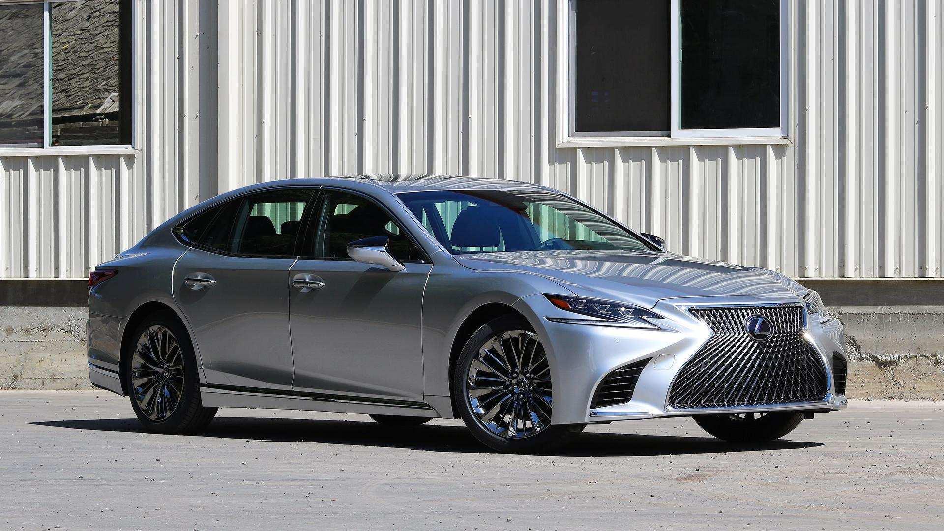 20 Great 2020 Lexus LSs Speed Test with 2020 Lexus LSs