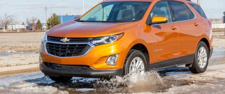20 New 2020 All Chevy Equinox Redesign and Concept for 2020 All Chevy Equinox