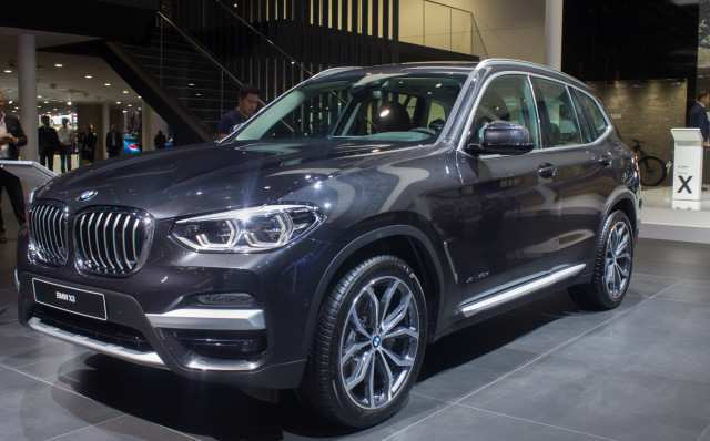 20 New 2020 BMW X3 Hybrid Redesign and Concept by 2020 BMW X3 Hybrid