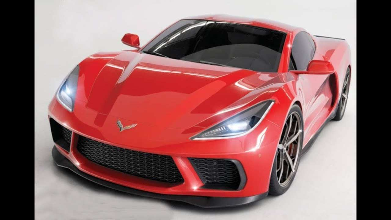 20 New 2020 Corvette Z07 Engine with 2020 Corvette Z07