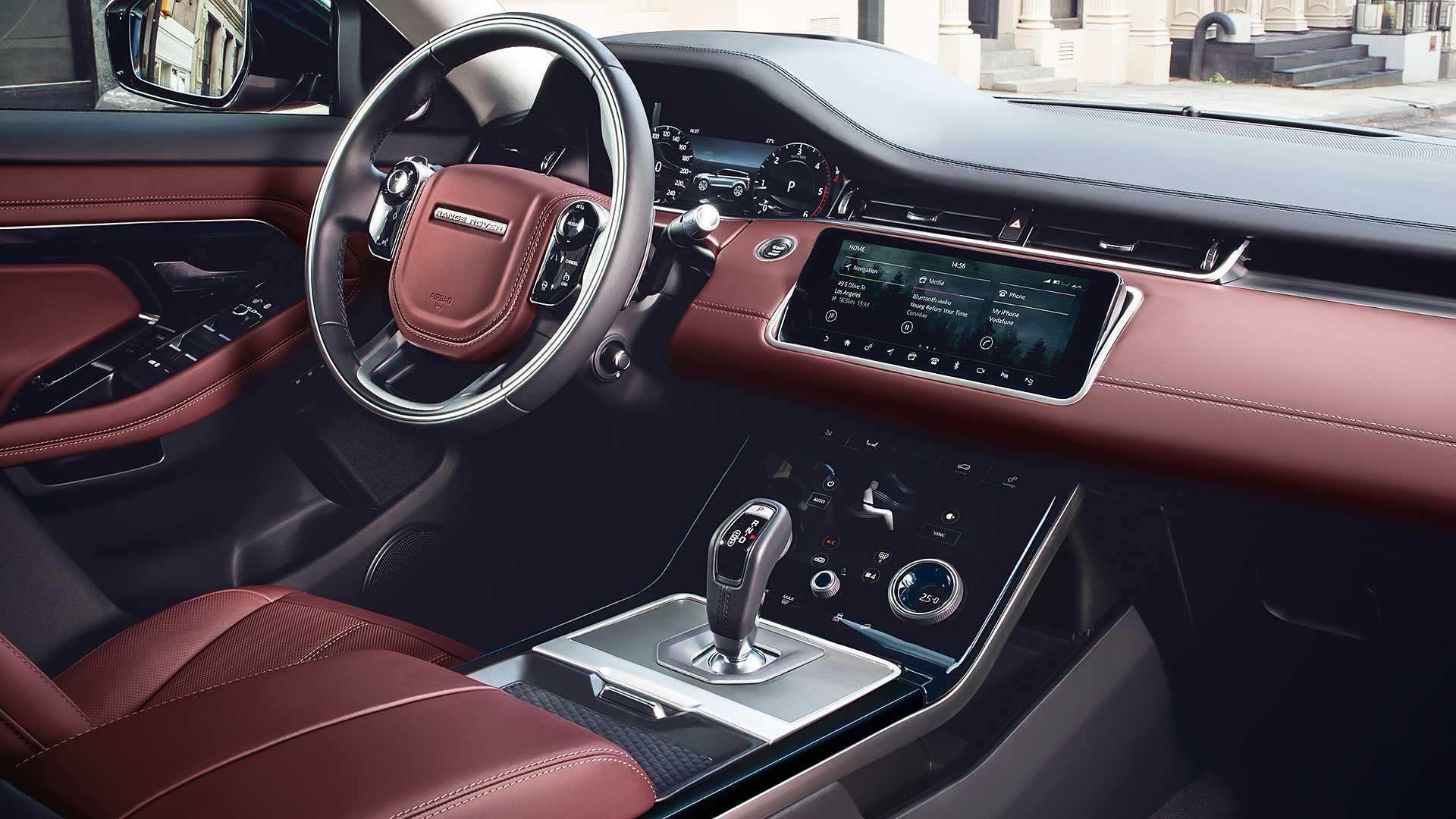 20 New 2020 Range Rover Evoque Specs for 2020 Range Rover Evoque