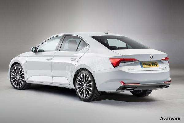 20 New 2020 Skoda Superb Configurations for 2020 Skoda Superb
