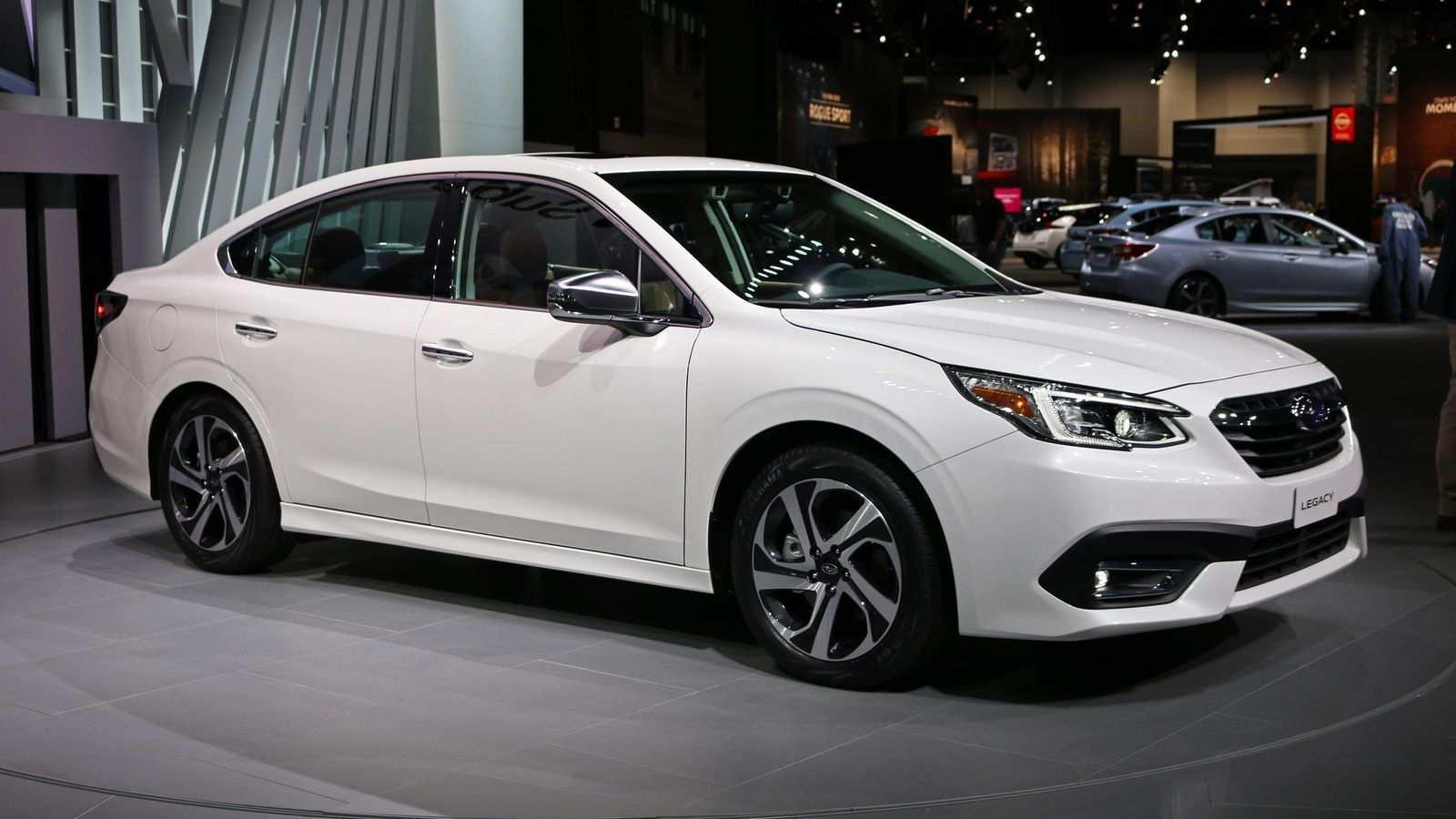 20 New 2020 Subaru Legacy Redesign for 2020 Subaru Legacy