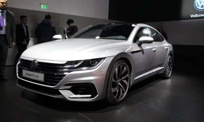 20 New Volkswagen Arteon 2020 Exterior Date Review by Volkswagen Arteon 2020 Exterior Date