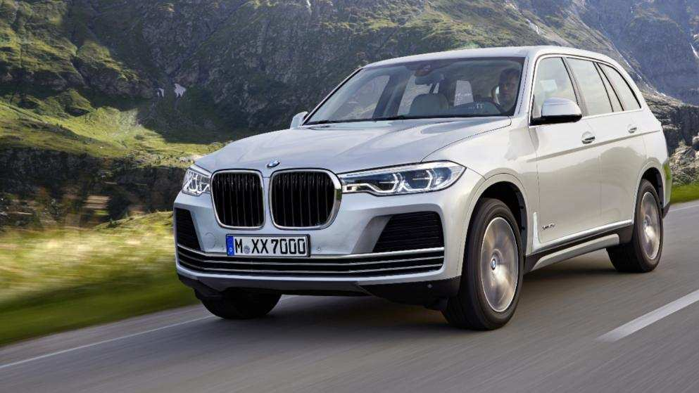 20 The 2020 BMW X7 Suv Overview with 2020 BMW X7 Suv