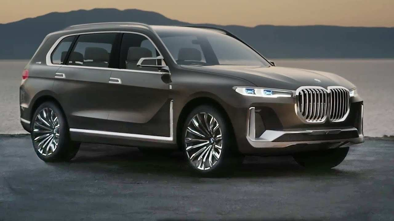 20 The 2020 BMW X7 Suv Series Specs and Review by 2020 BMW X7 Suv Series