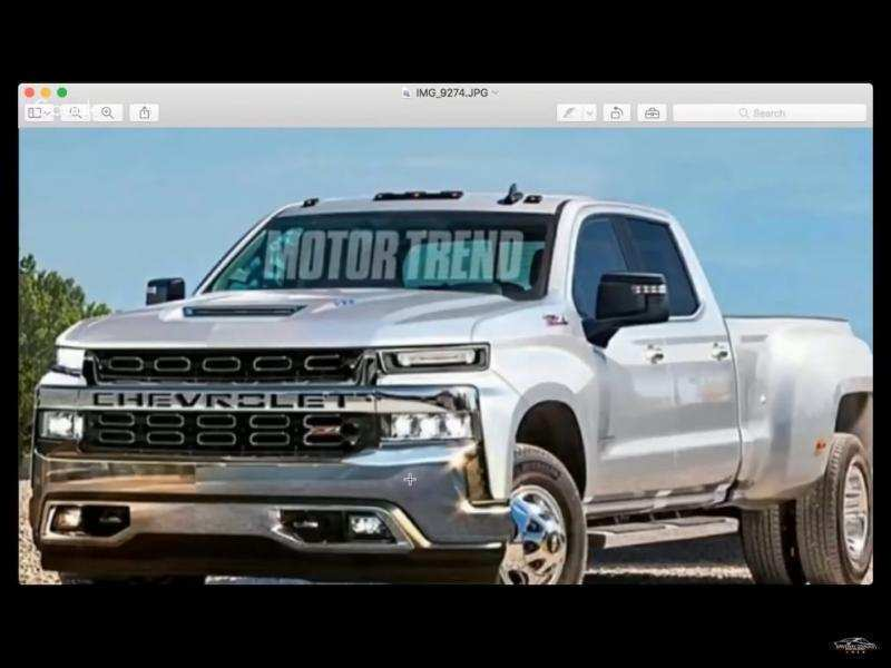20 The 2020 Chevy Duramax Exterior and Interior with 2020 Chevy Duramax