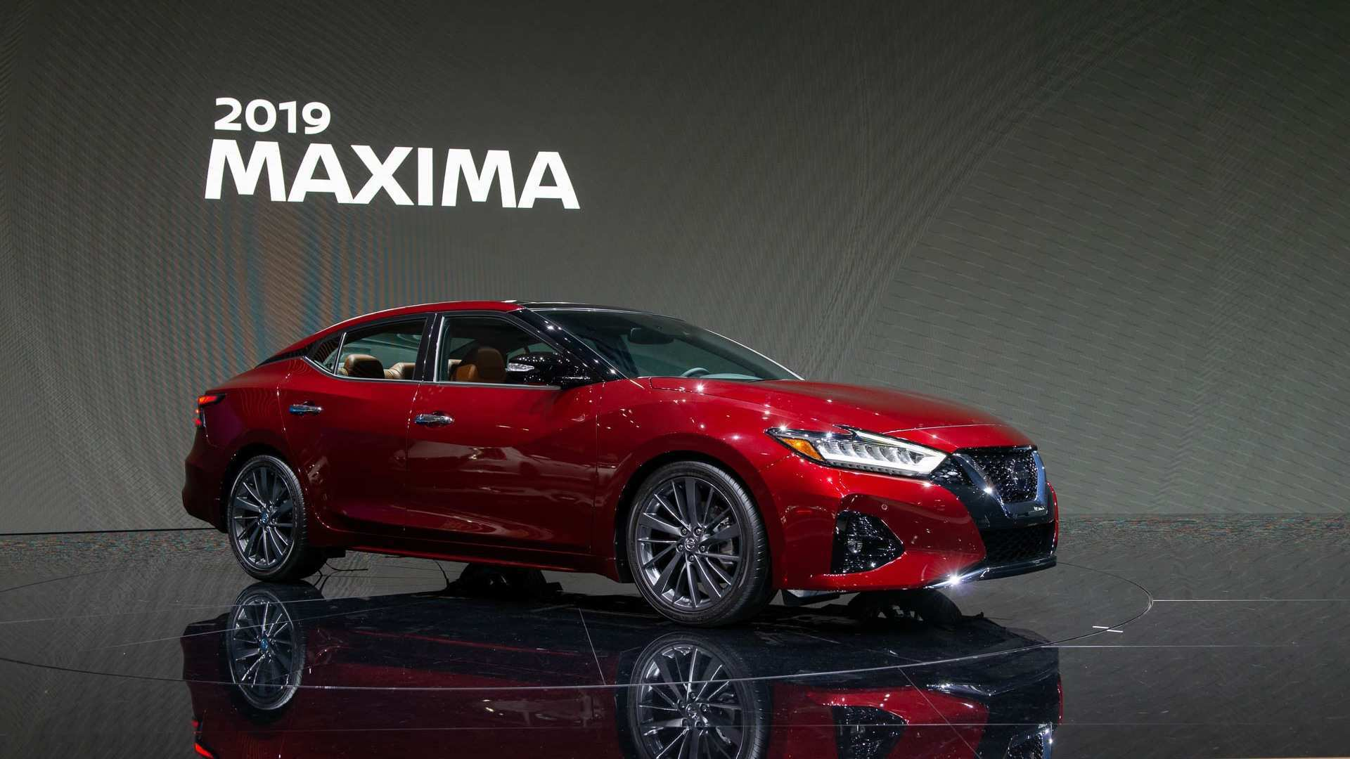20 The 2020 Nissan Maxima Horsepower Concept for 2020 Nissan Maxima Horsepower