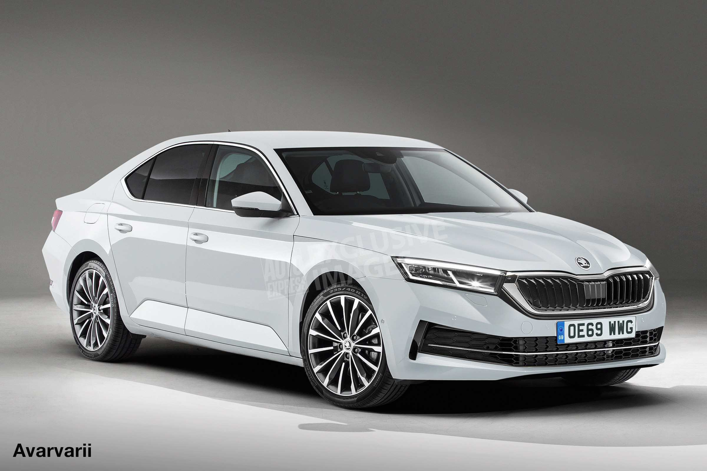 20 The 2020 Skoda Superb Picture for 2020 Skoda Superb