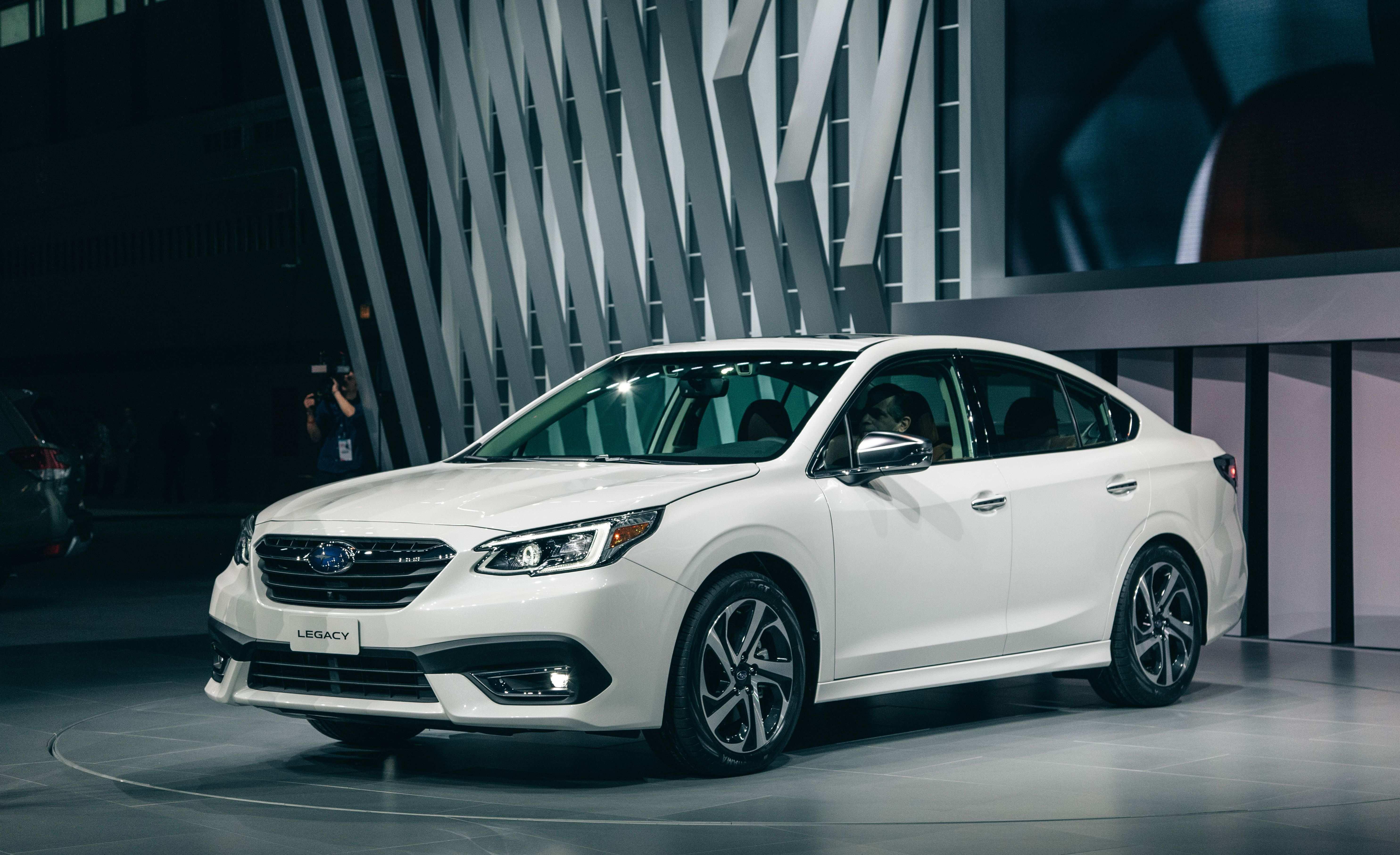 20 The 2020 Subaru Legacy Configurations with 2020 Subaru Legacy