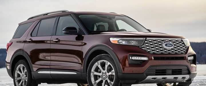 20 The 2020 The Ford Explorer Style with 2020 The Ford Explorer