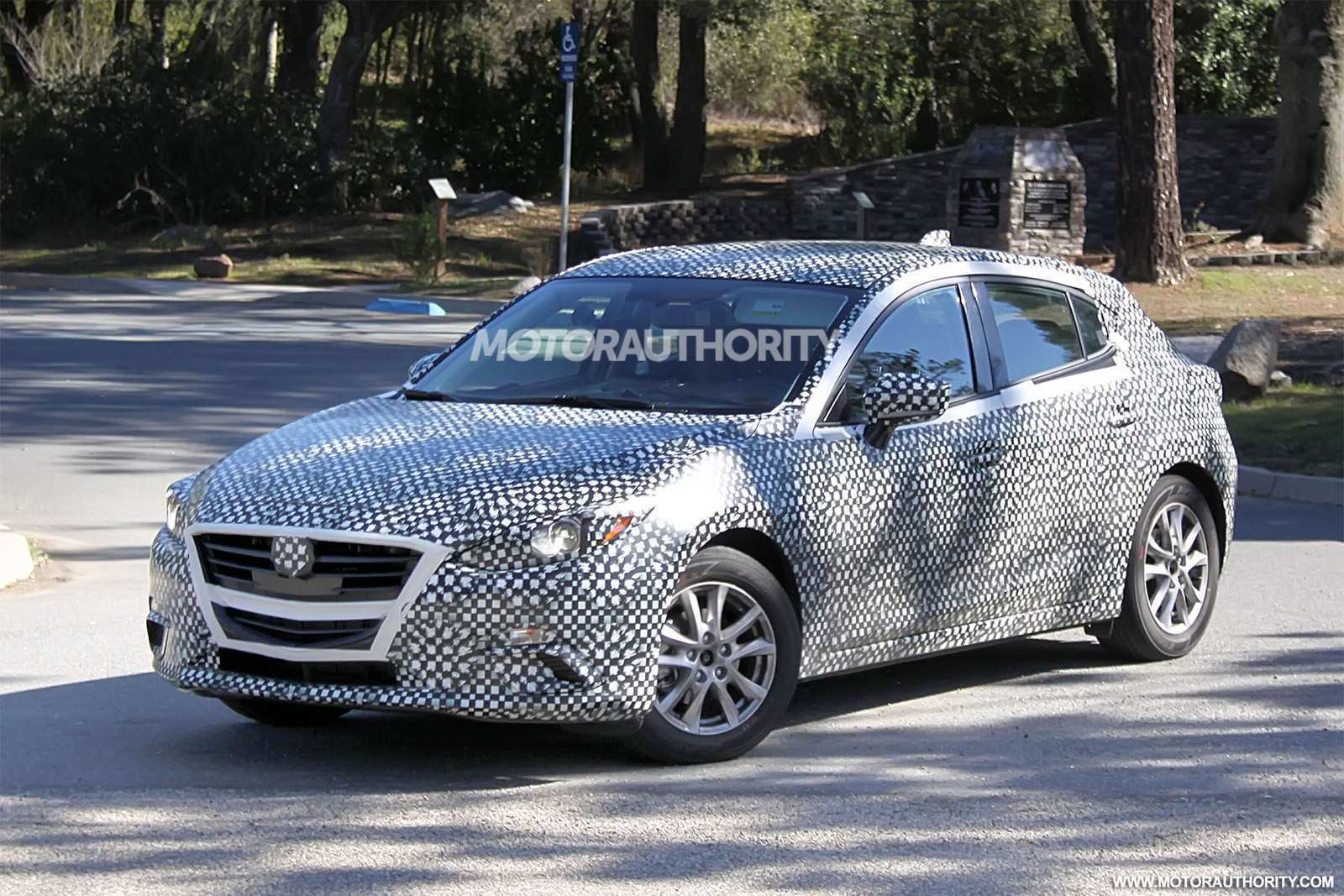 21 All New 2020 Mazda 3 Spy Shots Concept by 2020 Mazda 3 Spy Shots