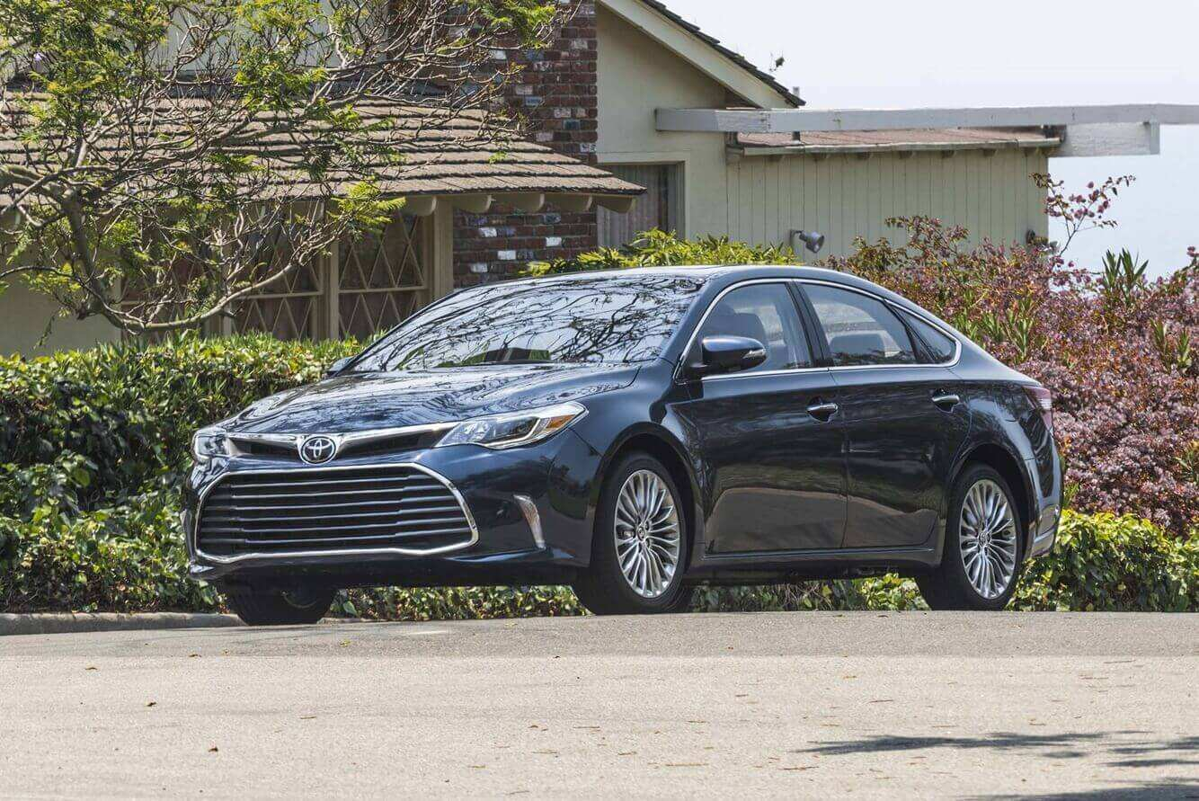 21 All New 2020 Toyota Avalon Hybrid Performance and New Engine with 2020 Toyota Avalon Hybrid
