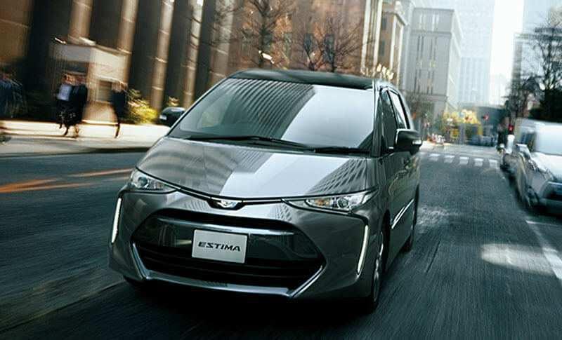21 All New 2020 Toyota Estima Engine with 2020 Toyota Estima