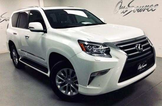 21 Best Review 2020 Lexus Gx470 Release Date by 2020 Lexus Gx470