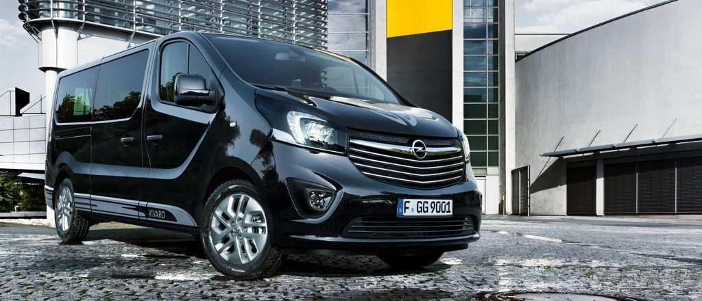 21 Best Review 2020 Opel Vivaro 2018 First Drive for 2020 Opel Vivaro 2018
