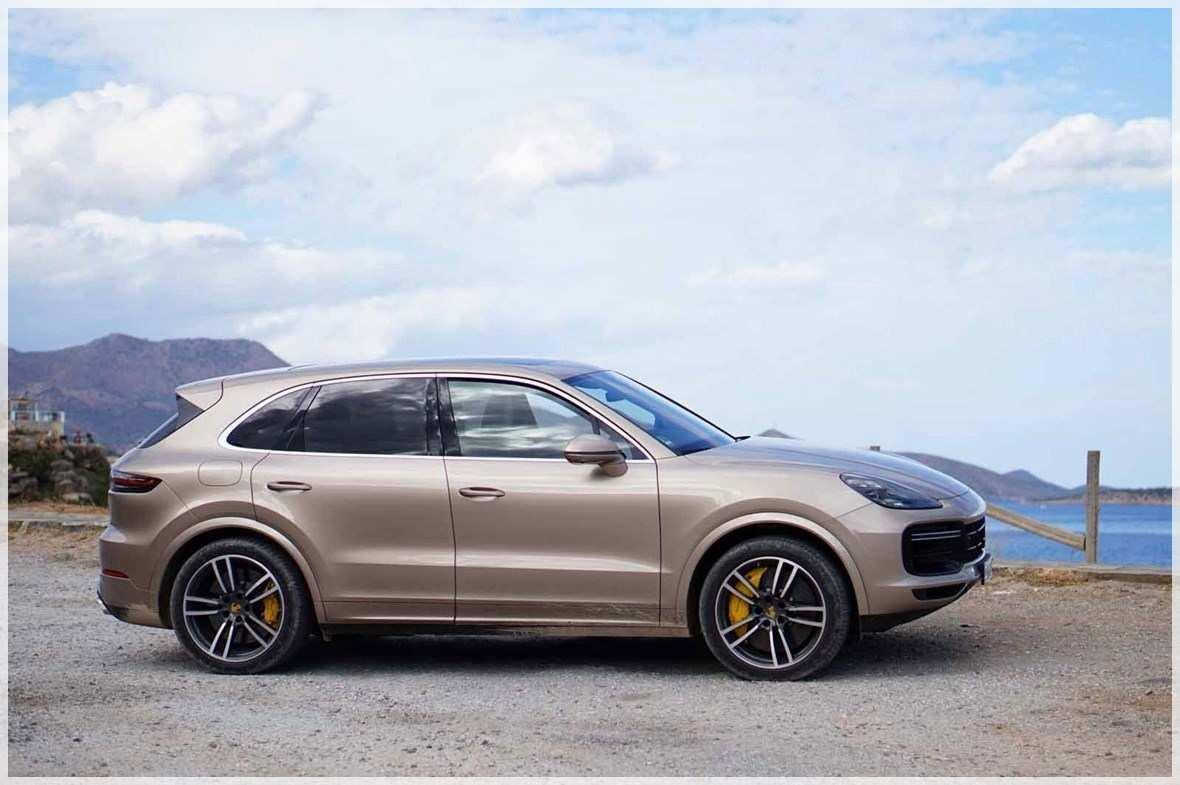 21 Best Review 2020 Porsche Cayenne Turbo S Interior by 2020 Porsche Cayenne Turbo S