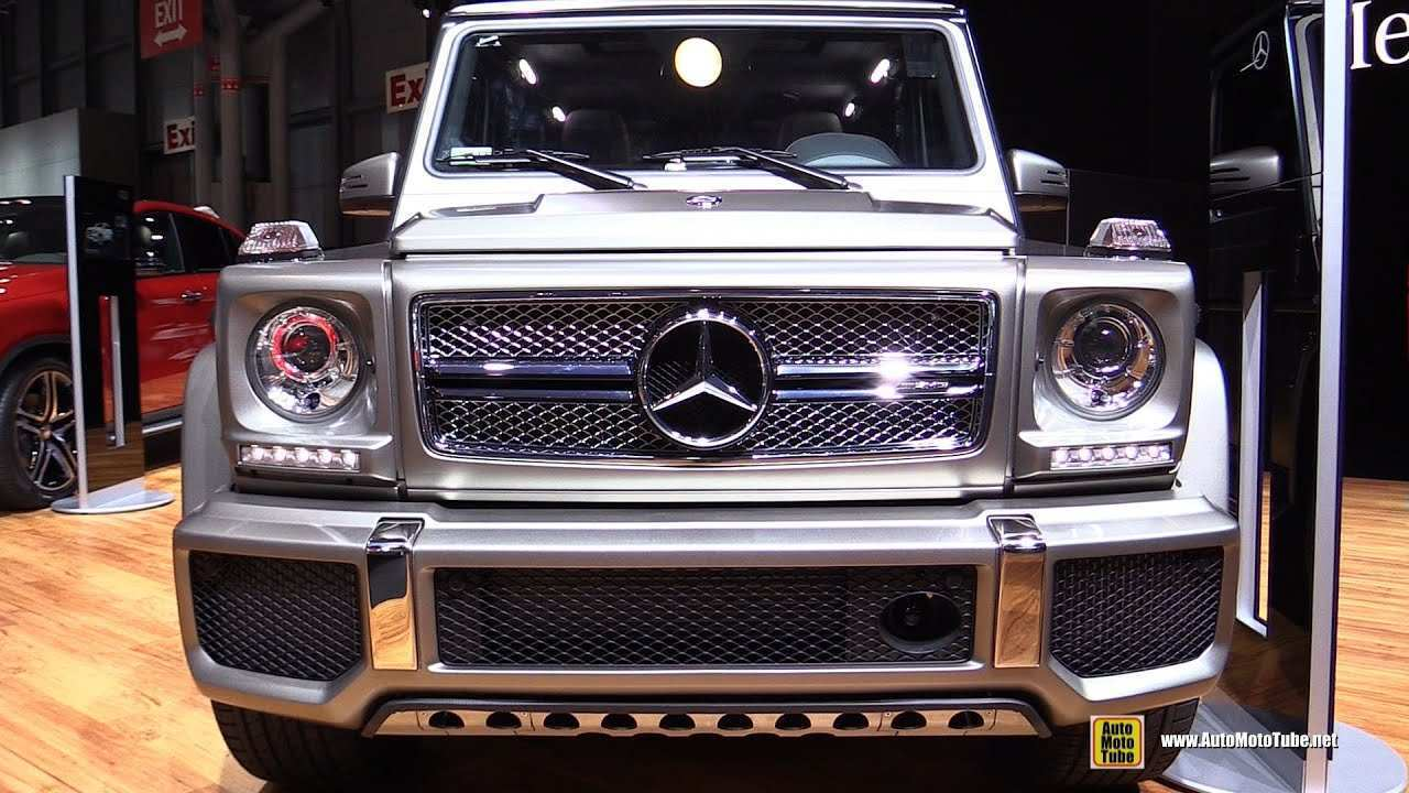 21 Best Review Mercedes G 2020 Exterior History for Mercedes G 2020 Exterior
