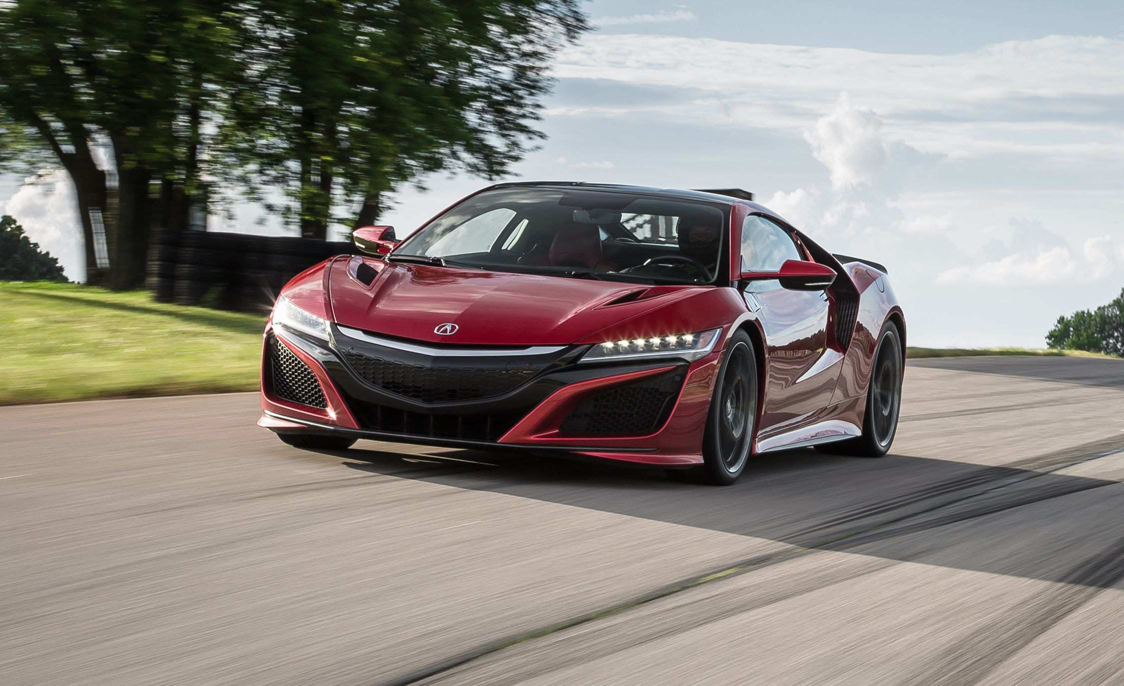 21 Concept of 2020 Acura NSX Photos by 2020 Acura NSX