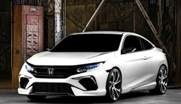 21 Concept of 2020 Honda Civic Si Sedan Redesign for 2020 Honda Civic Si Sedan