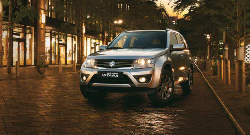 21 Concept of 2020 Suzuki Grand Vitara 2018 Concept by 2020 Suzuki Grand Vitara 2018