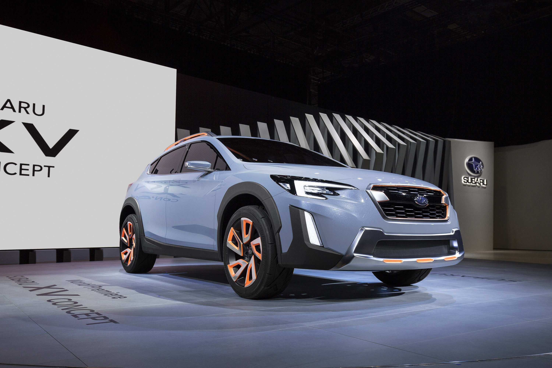 21 Concept of Subaru Xv 2020 Spy Shoot by Subaru Xv 2020