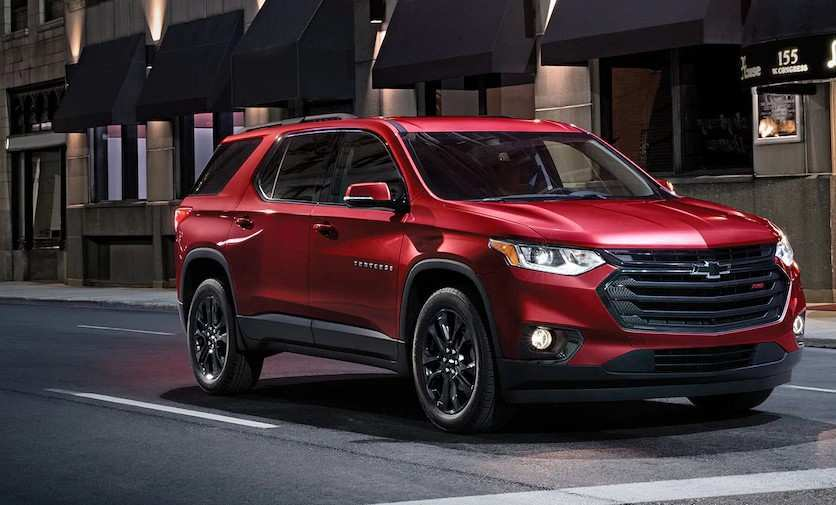 21 Gallery of 2020 Chevy Traverse Redesign by 2020 Chevy Traverse