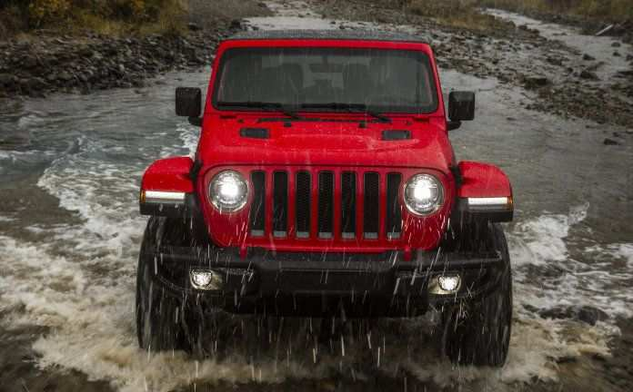 21 Gallery of 2020 Jeep Wrangler Rubicon Reviews by 2020 Jeep Wrangler Rubicon