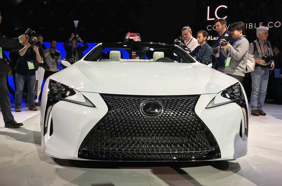 21 Gallery of Lexus Convertible 2020 Research New by Lexus Convertible 2020