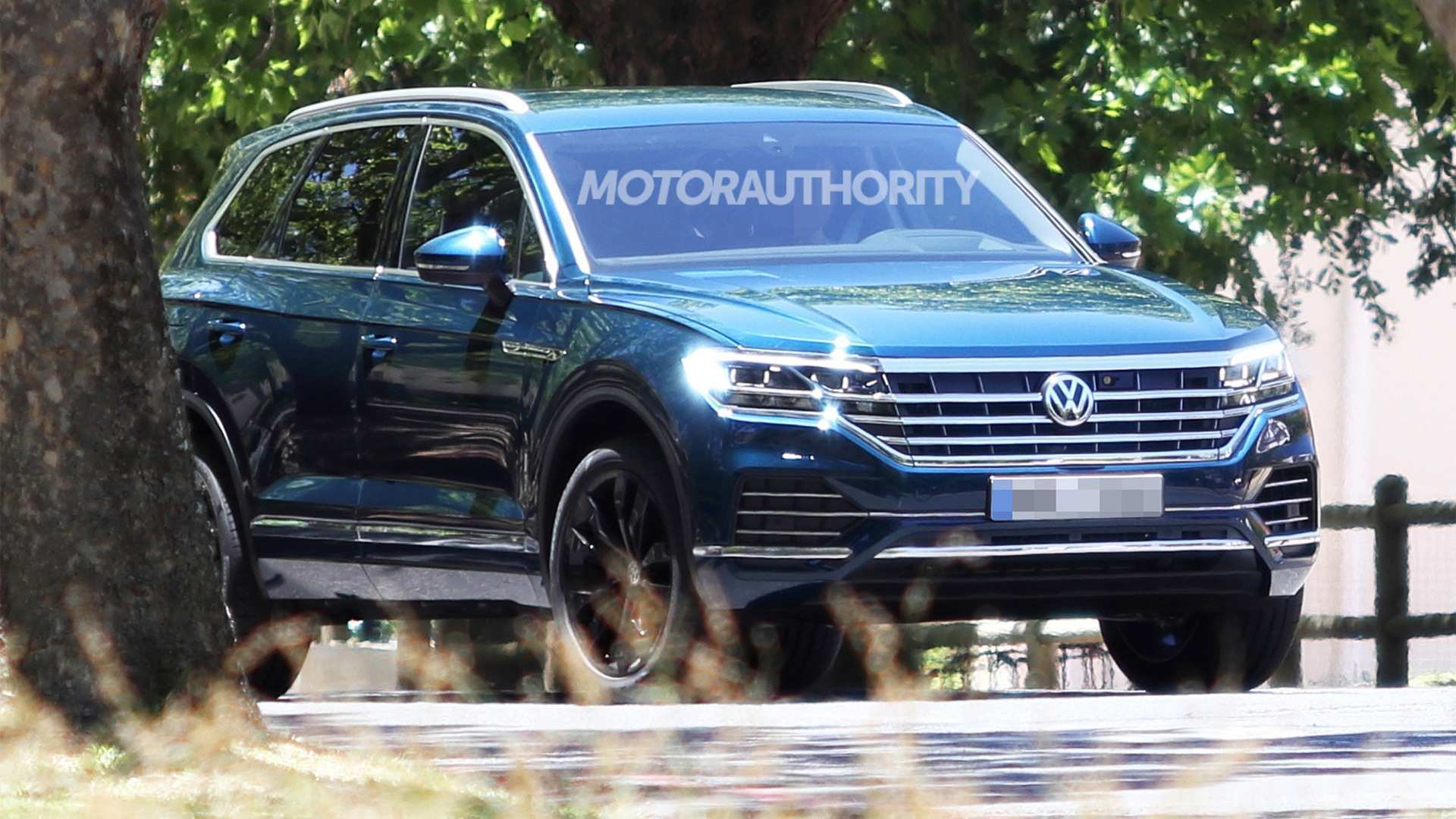 21 Great 2020 VW Touareg Redesign by 2020 VW Touareg