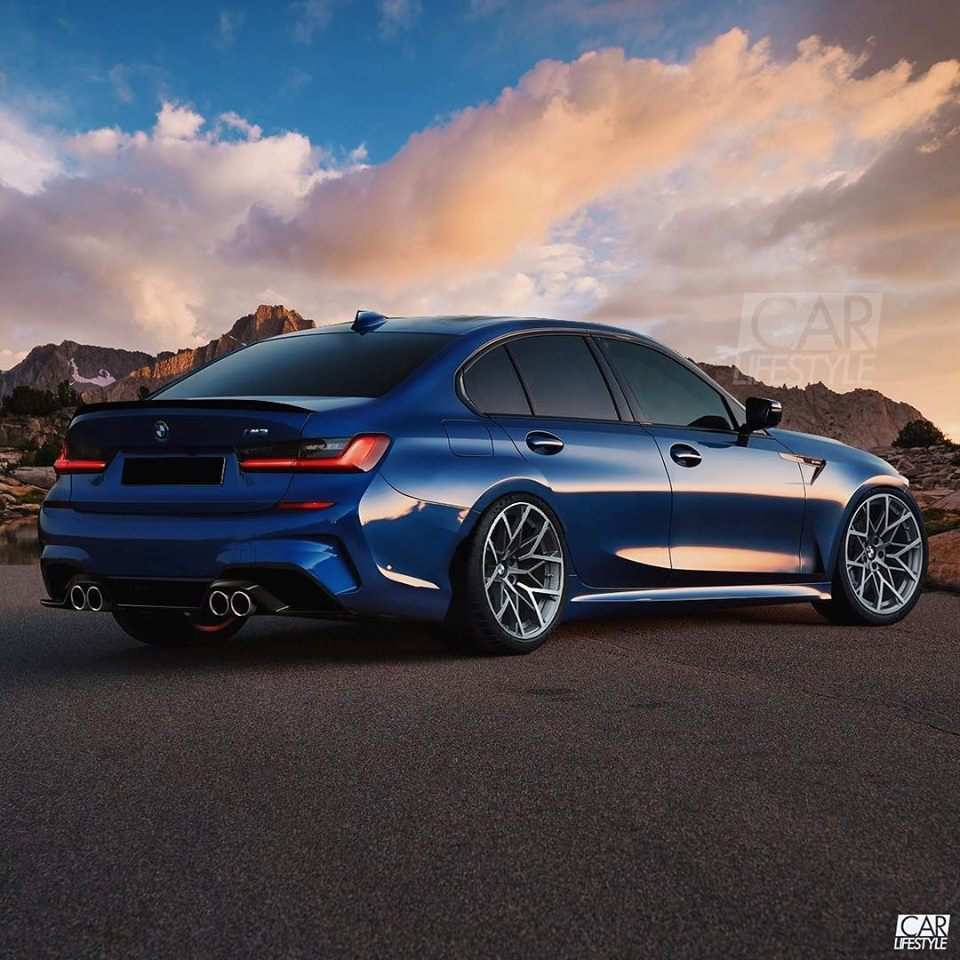 21 New 2020 BMW M3 Rumors by 2020 BMW M3