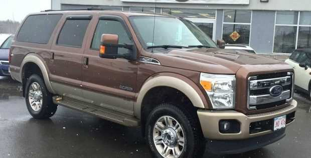 21 New 2020 Ford Excursion Diesel Price for 2020 Ford ...