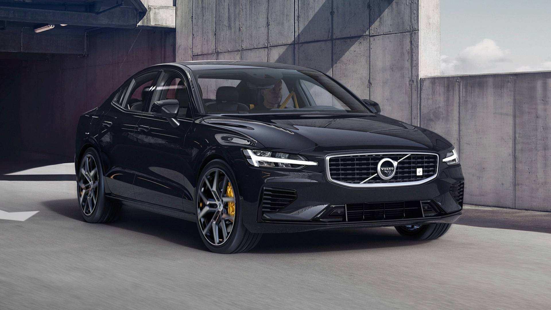 21 New Volvo S60 2020 Black Spy Shoot for Volvo S60 2020 Black