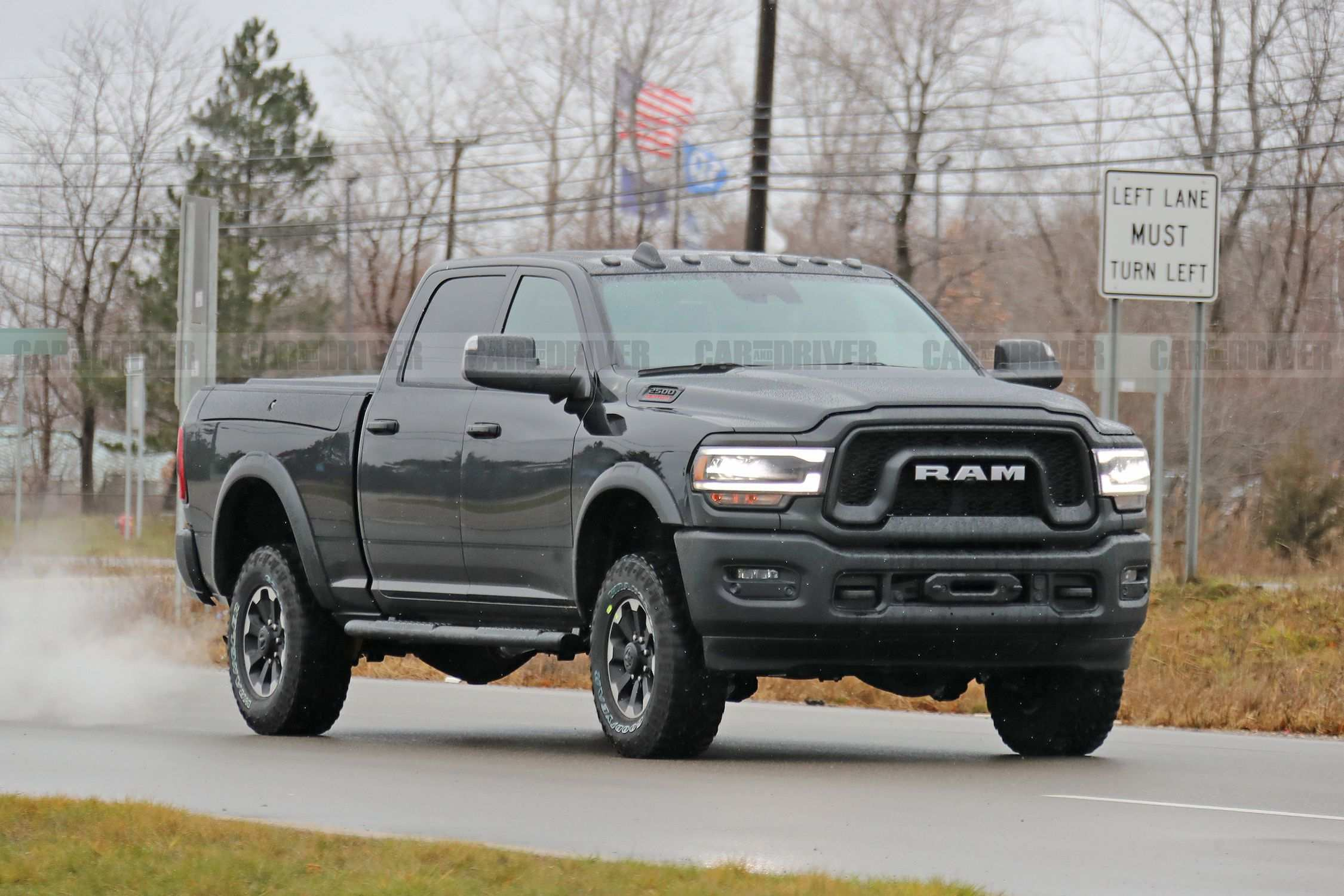 21 The 2020 Dodge Ram 2500 Concept by 2020 Dodge Ram 2500