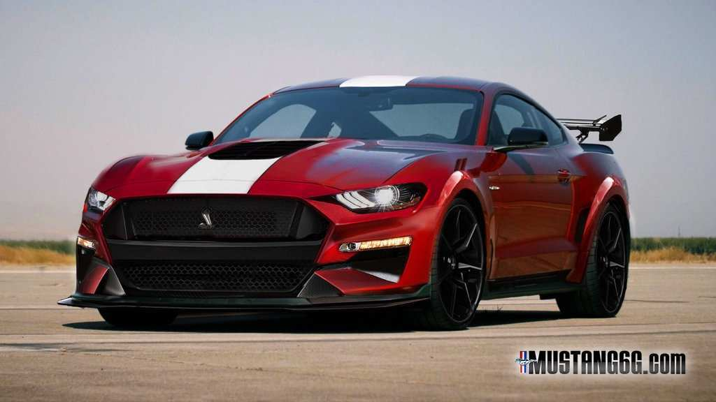 21 The 2020 Ford Mustang Gt500 Configurations with 2020 Ford Mustang Gt500