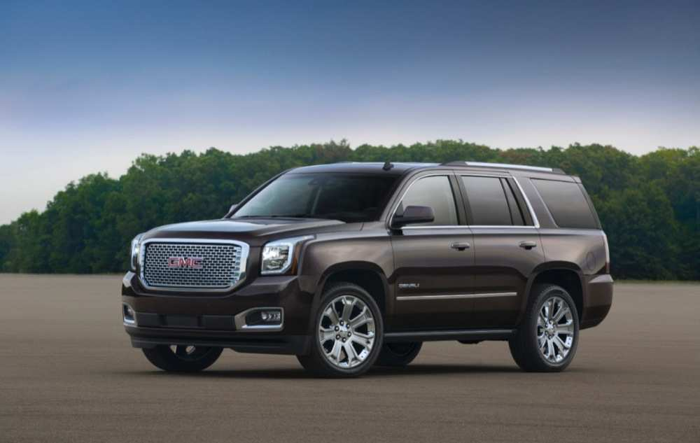 21 The 2020 GMC Yukon Denali Performance with 2020 GMC Yukon Denali