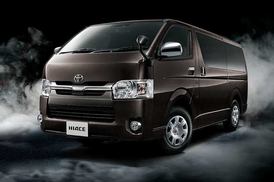 21 The 2020 Toyota Hiace 2018 Images by 2020 Toyota Hiace 2018