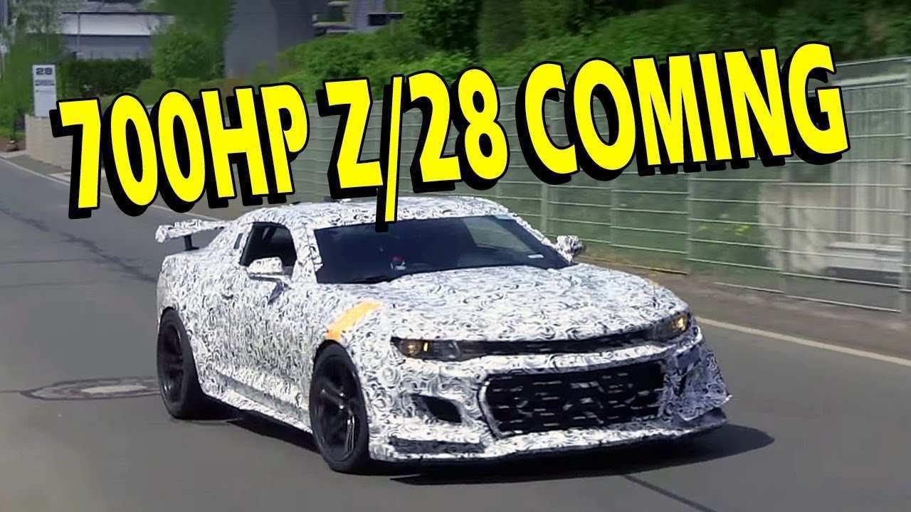 22 All New 2020 Camaro Z28 Horsepower Specs for 2020 Camaro Z28 Horsepower