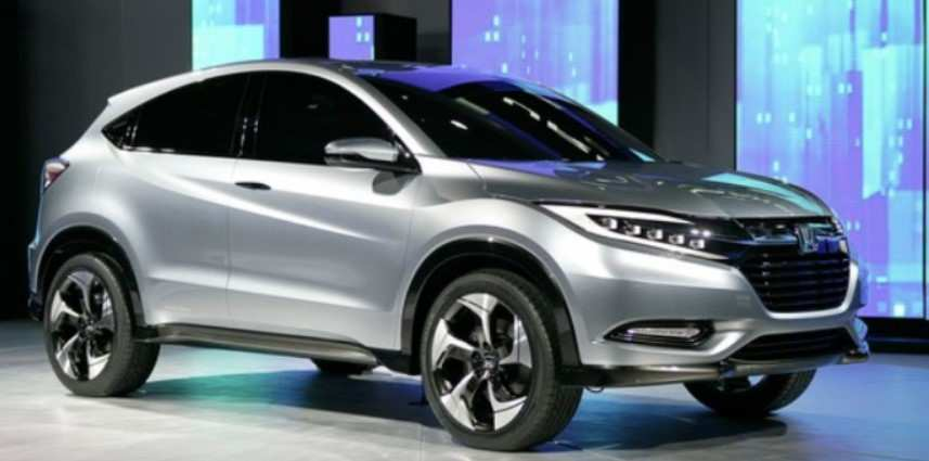 22 All New 2020 Honda HR V Specs by 2020 Honda HR V
