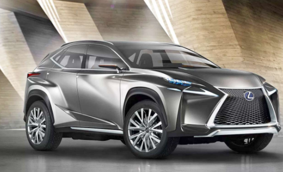 22 All New 2020 Lexus NX 200t Interior with 2020 Lexus NX 200t
